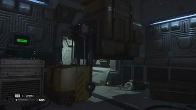 Alien: Isolation. Задание 17.1