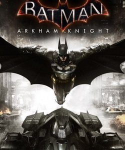 Batman Arkham Knight (обложка)