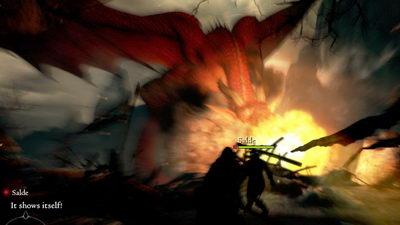 Dragon's Dogma: Dark Arisen. Акт 1