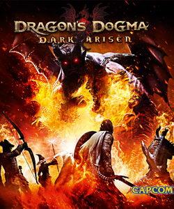 Dragon's Dogma (обложка)