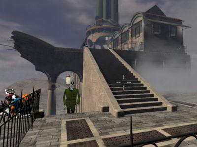Grim Fandango. Миссия 1.5