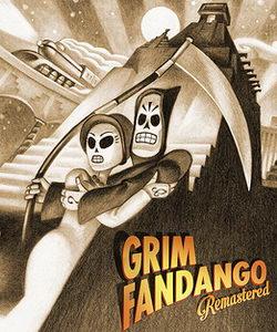 Grim Fandango (обложка)