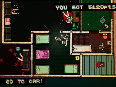 Hotline Miami. Пролог