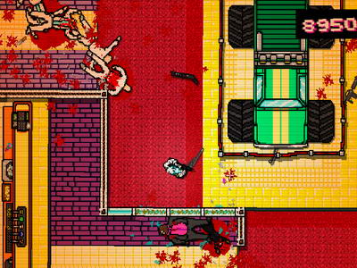 Hotline Miami. Vengeance