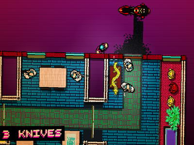 Hotline Miami. Safe House