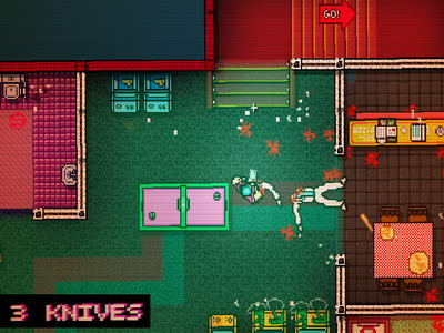 Hotline Miami. Fun & Games