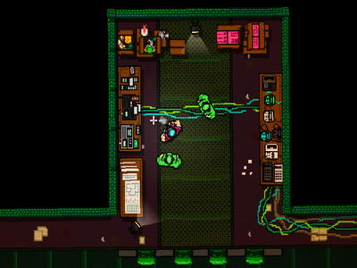 Hotline Miami. Resolution