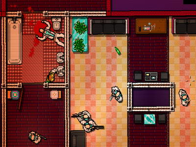 Hotline Miami. Full House