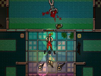 Hotline Miami. Push It