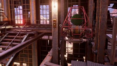 Obduction. 2. Отключение купола