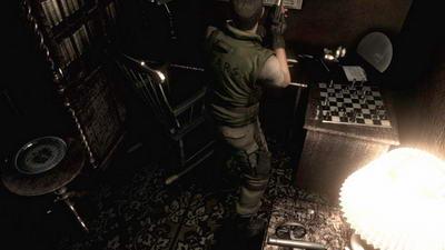 Resident Evil. Задание 1.2