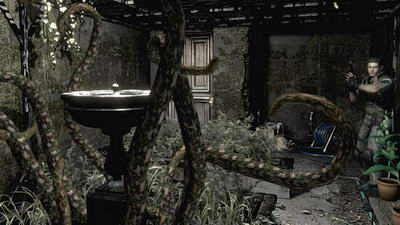 Resident Evil. Задание 1.3