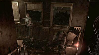 Resident Evil 0. Поезд. Путь назад