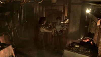 Resident Evil 0. Поезд. Совместная работа
