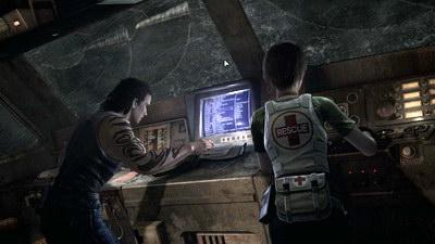 Resident Evil 0. Поезд. Первый вагон