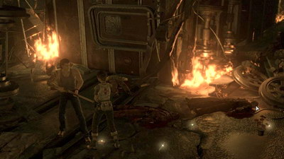 Resident Evil 0. Учебный центр Амбреллы