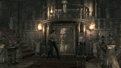 Resident Evil 0. Учебный центр Амбреллы. Изначально открытые комнаты