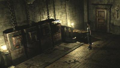 Resident Evil 0. Учебный центр Амбреллы. 3-ий этаж
