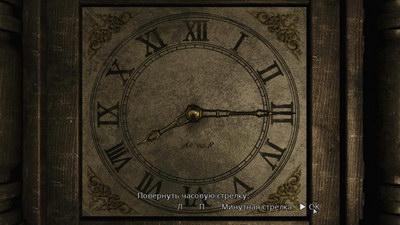 Resident Evil 0. Учебный центр Амбреллы. Двери с символами часов