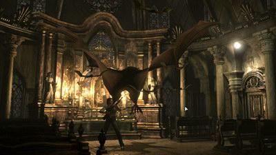 Resident Evil 0. Лаборатория. Босс: Огромная летучая мышь