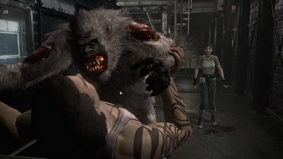 Resident Evil 0. Лаборатория. Монорельс