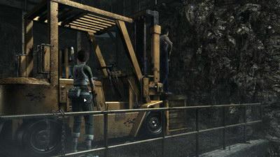 Resident Evil 0. Фабрика. Поиск ключ-карты