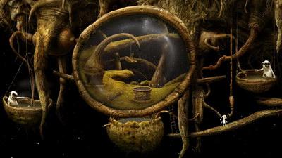 Samorost 3. Баня для обезьян