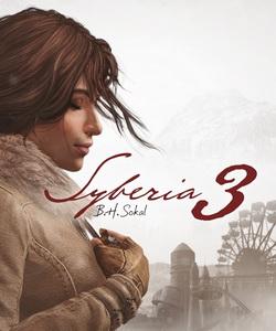 Syberia 3 (обложка)
