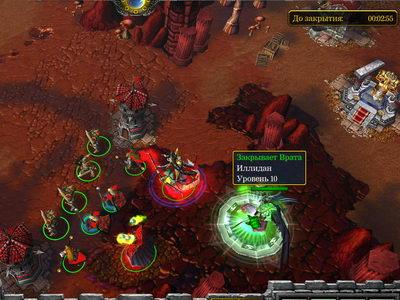 WarCraft 3. Врата Бездны