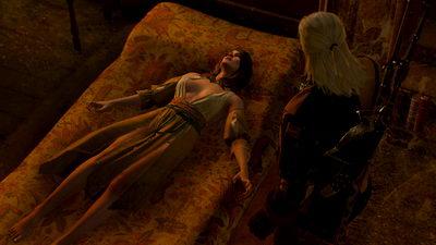 Witcher 3: Wild Hunt. Сон в большом городе