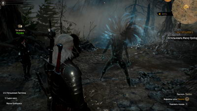 Witcher 3: Wild Hunt. Эхо прошлого