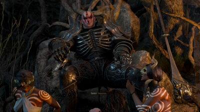 Witcher 3: Wild Hunt. Лысая гора