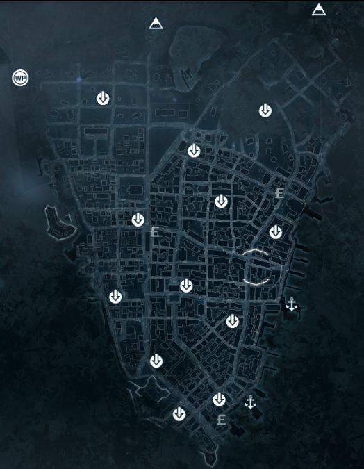 assassins creed 3 подземный нью-йорк прохождение