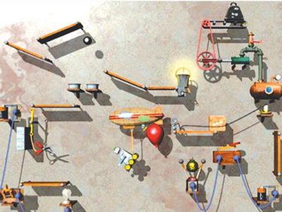 Игровая механика Crazy Machines