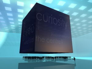 Питер Дуглас Молиньё. Игра Curiosity – What's Inside the Cube?