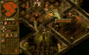 Питер Дуглас Молиньё. Игра Dungeon Keeper