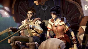 Питер Дуглас Молиньё. Игра Fable: The Jorney