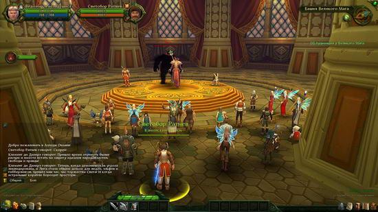 Ролевая онлайн игра 2009 life is feudal следы животных