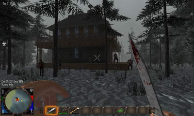 7 Days to Die. Зомби