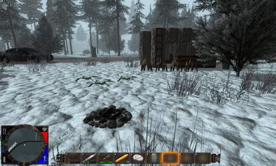7 Days to Die. Создание дома