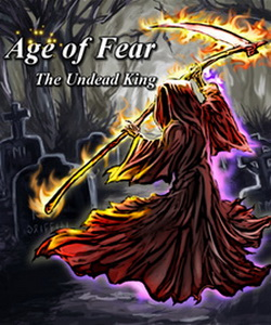 Age of Fear: The Undead King Cover