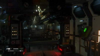 Alien: Isolation. Задание 12.2