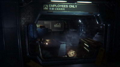 Alien: Isolation. Задание 2