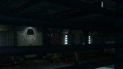 Alien: Isolation. Задание 4.2