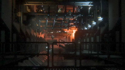 Alien: Isolation. Задание 7.2