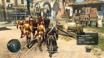 Обзор костюмов и плащей Assassin's Creed IV: Black Flag ... | 225x400