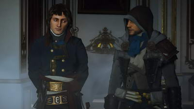 Assassin's Creed: Unity. Задание 8.1