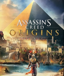 Assassins Creed: Origins (обложка)