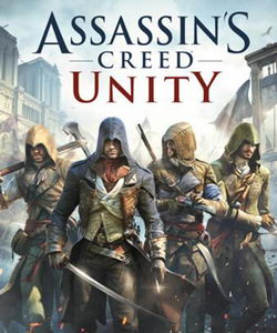 Assassins Creed: Unity (обложка)