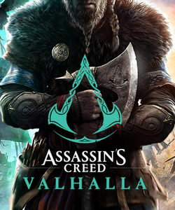 Assassin's Creed Valhalla (обложка)